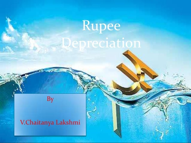 Rupee depreciation-The Need of the Hour