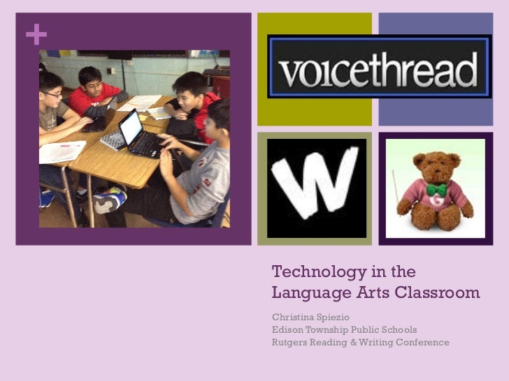 Integrating Technology in the LA Classroom