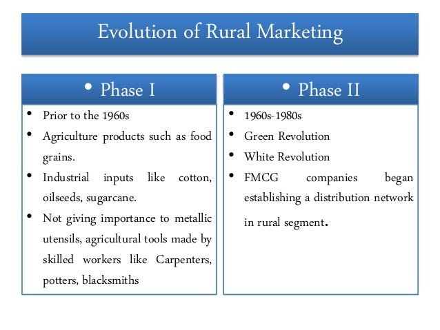 Image Result For What Is The Importance Of Rural Marketing In India