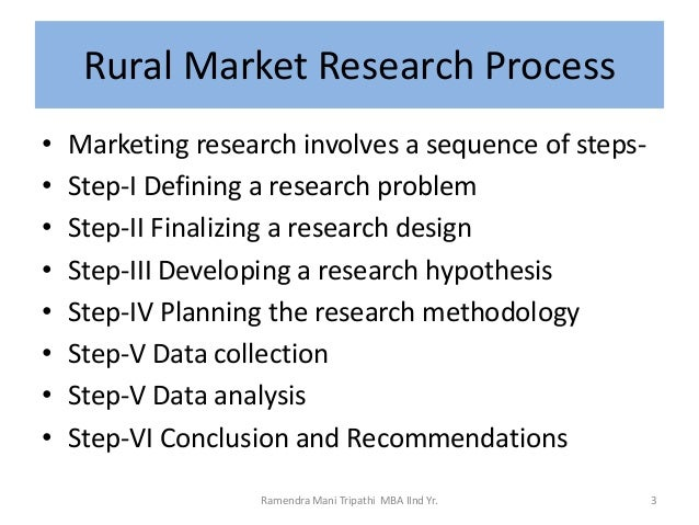 research paper on rural marketing Useful rural marketing research paper example free sample of a research proposal paper on rural marketing topics read also tips how to write good academic research.