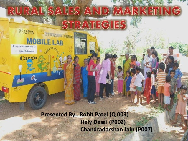 Pharma rural sales and marketing strategies for Sales marketing tactics