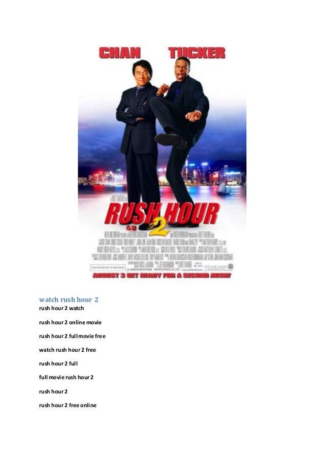 Watch Rush Hour 3 movie online streaming
