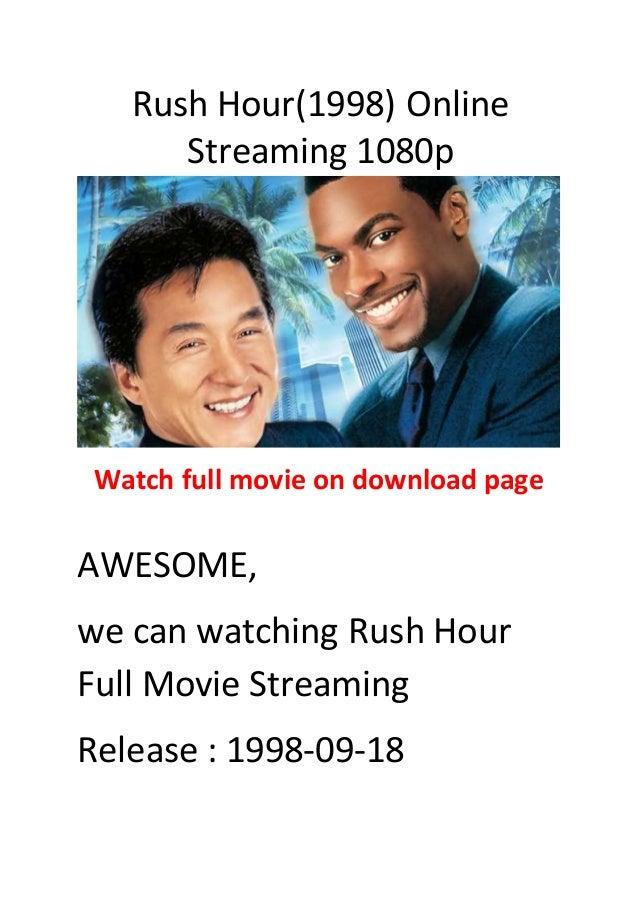 Rush Hour 1998 720p - HD Popcorns