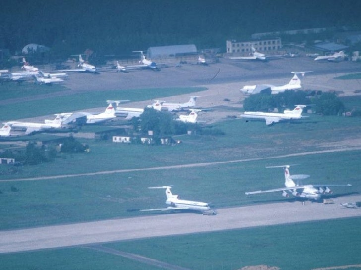 Ruski Avioni