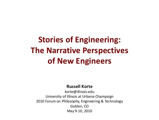Stories of Engineering