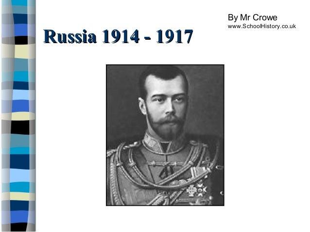Russain revolution