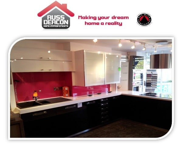 Russ Deacon Ex Display Kitchen Units For Sale