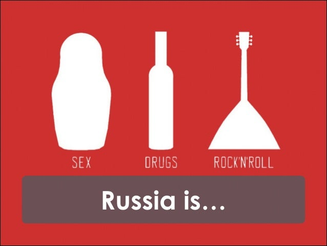 Russia is…