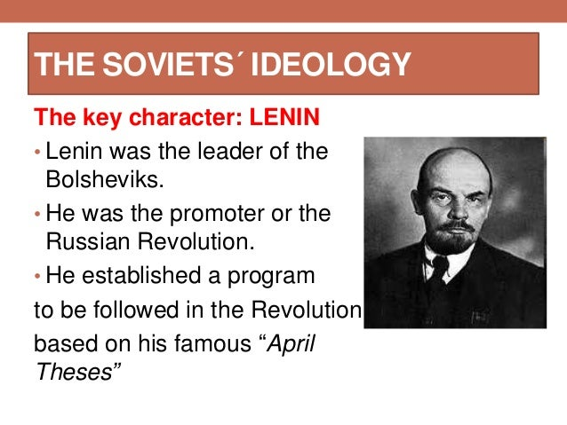 did lenin follow the april thesis Centenary of lenin's april theses: lenin's communist party in russia adopted the april theses and in the months following gained increasing support.