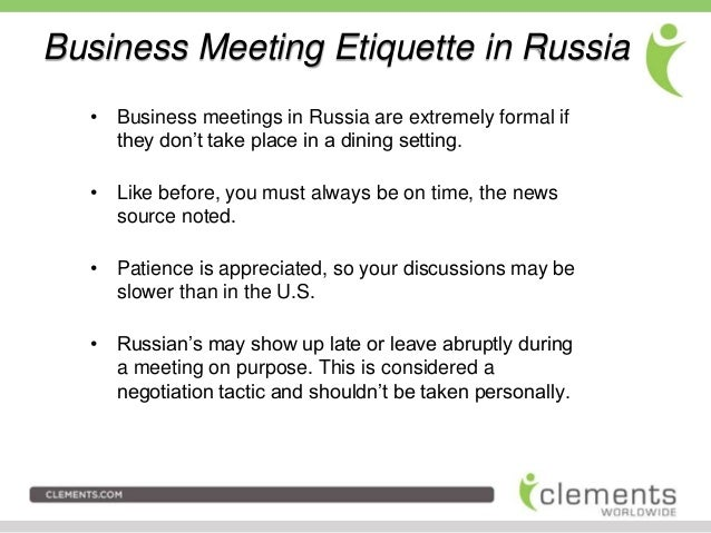 russian dating etiquette tips Your online guide to russian dating scams dating tips, dating advice and dating help for online dating avoid russian dating scams, never send money.