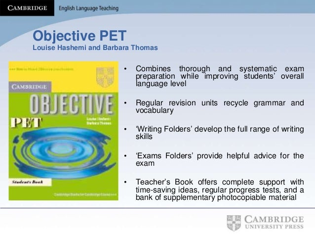 Objective first students book with answers with cdrom