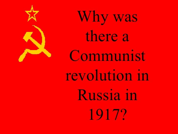 Of Russian Communism And 2