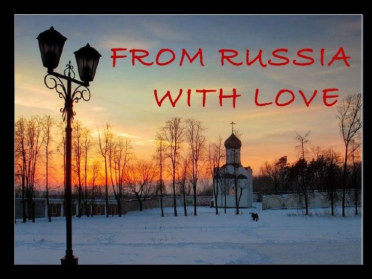 Russia laras theme