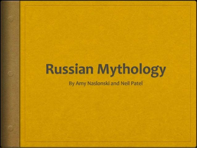 Russian mythology