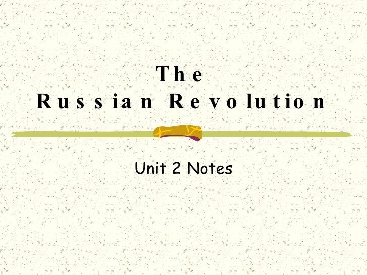 Russianrevolution