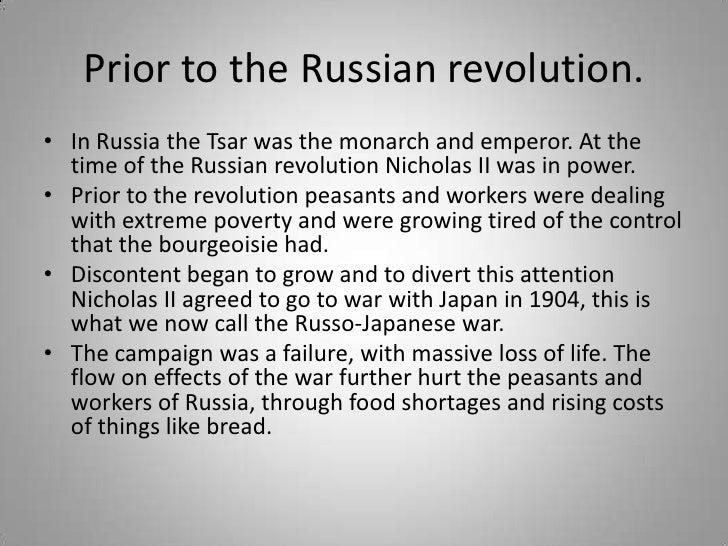 Russian revolution year 11