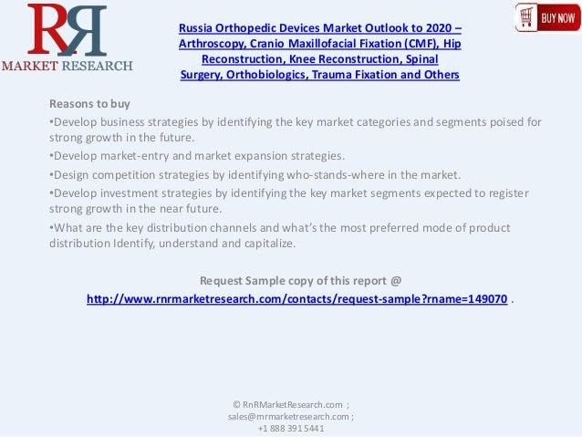 Global Orthopedic Trauma Fixation Devices Market Will Reach $4 Billion in 2020