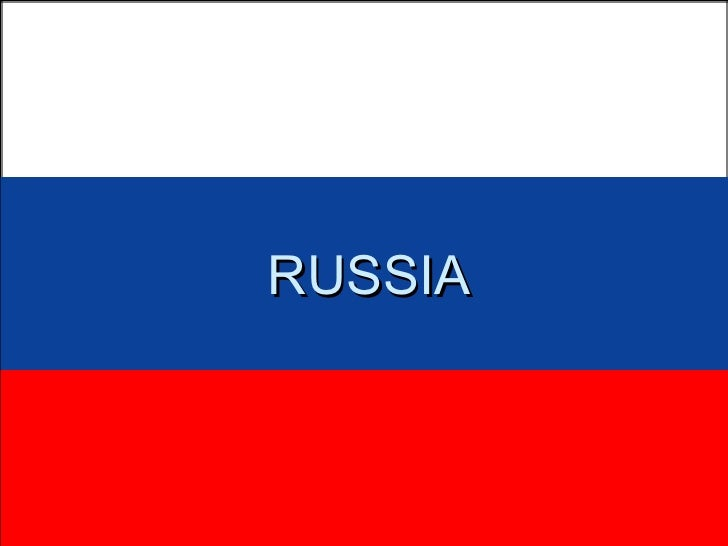 Geography- Russia Powerpoint
