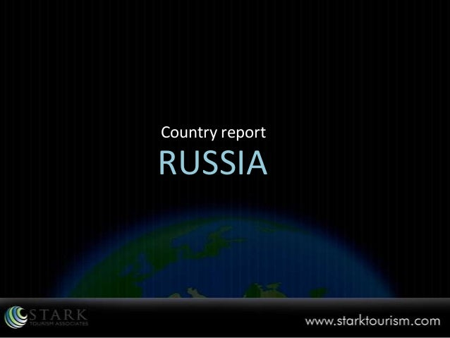 Country reportRUSSIA