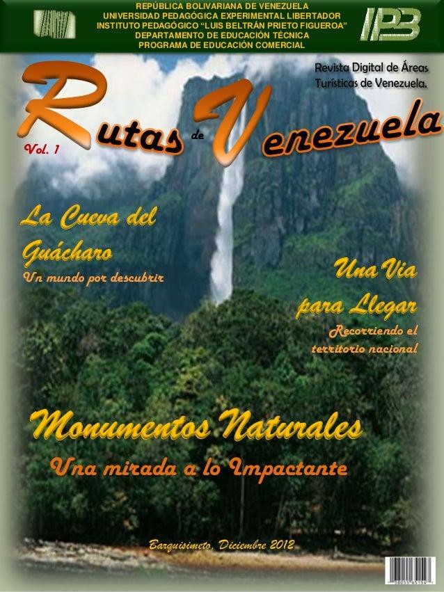 Rutas  venezuela