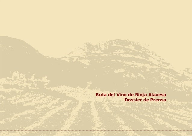 Ruta Vino Alavesa 2012