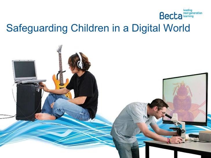 Ruth Hammond Manager, Safeguarding Programmes Safeguarding Children in a Digital World
