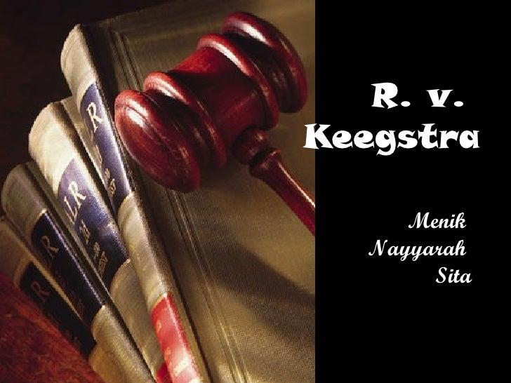 R.v.Keegstra