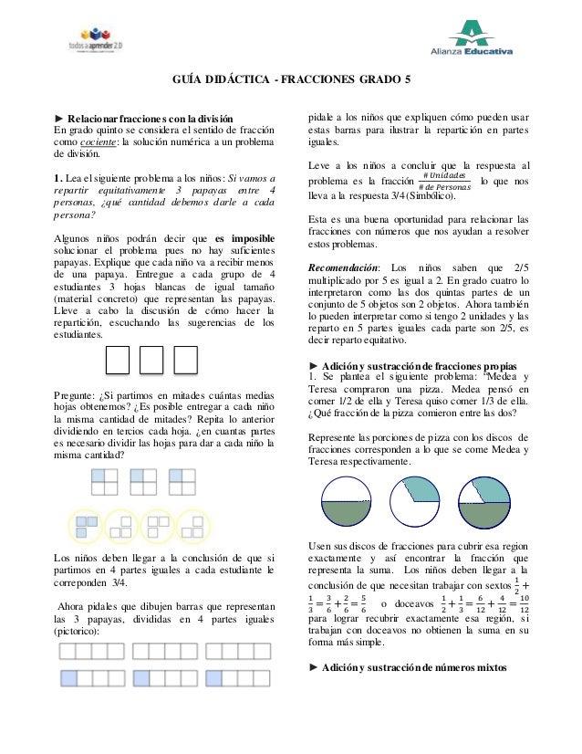 Libro De Texto Gratuito De Quinto Grado De Primaria Ciclo Escolar 2016 ...