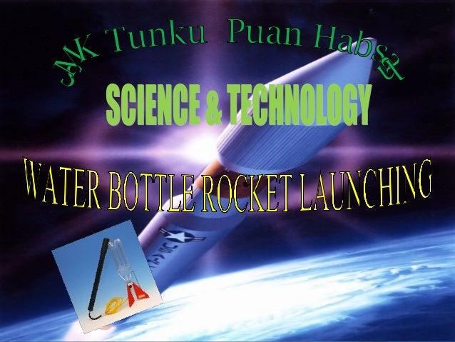 Rocket Water Slide The Water Bottle Rockets