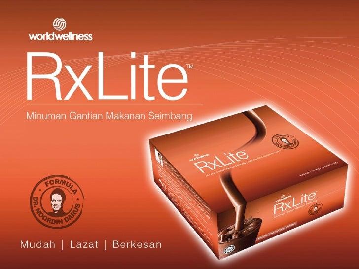Rx Lite Langsing Ramping