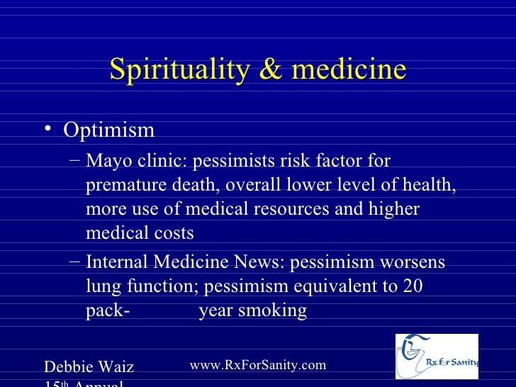 Pessimists at a Higher Risk of Heart Disease