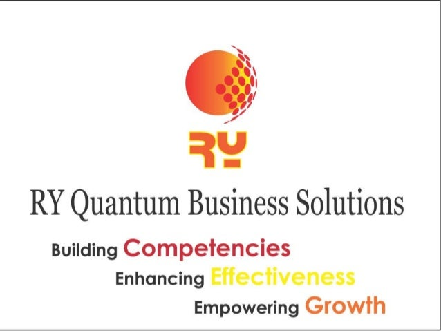 Ry quantum business solutions
