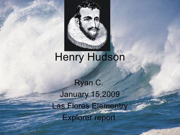 Ryan C Explorer Report