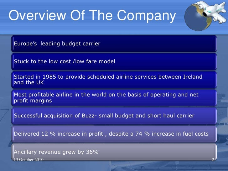dogfight over europe ryanair case analysis Dogfight over europe: ryanair – case study 1 what is your assessment of ryanair's launch strategy ryan brothers took account about various factors when he.