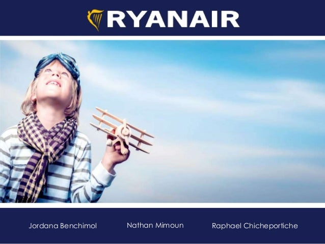 Ryanair - Marketing service