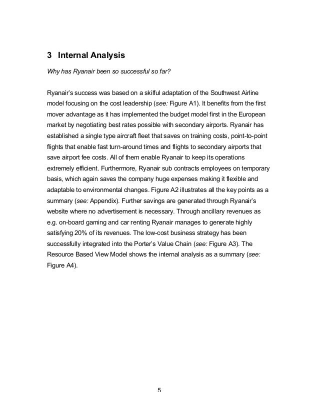 ryanair and easyjet case study essay Free essay: 1 strategy of ryanair overview of the company ryanair started in year 1985 with only 57 ryanair case study analysis ryanair and easyjet case study.