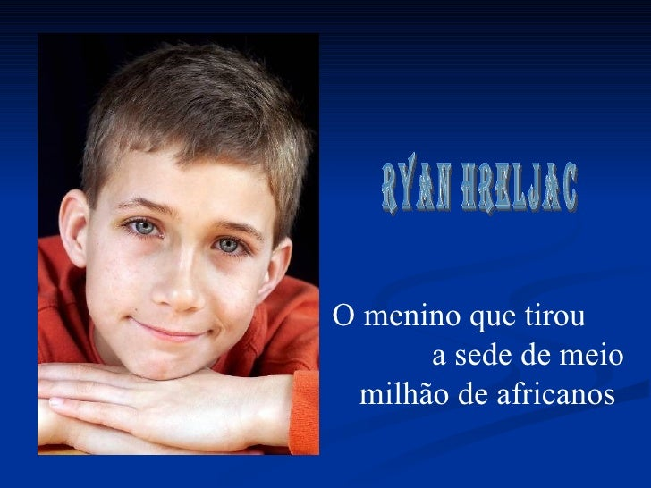 Ryan Hreljac