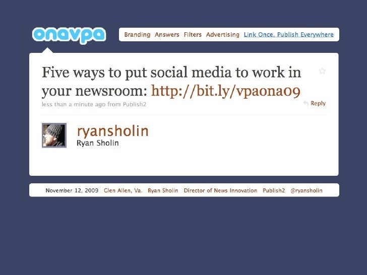 Five ways to make social media work for you