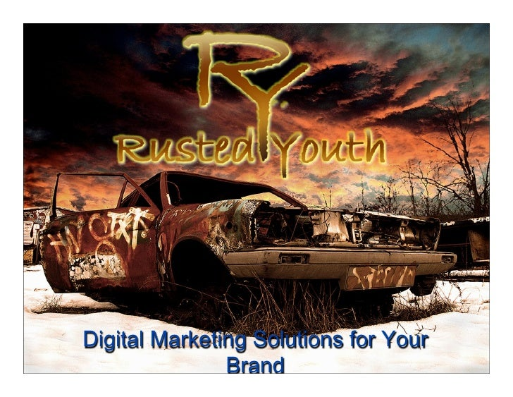 Digital Marketing Solutions for Your               Brand