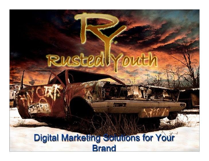 Ry digital marketing deck