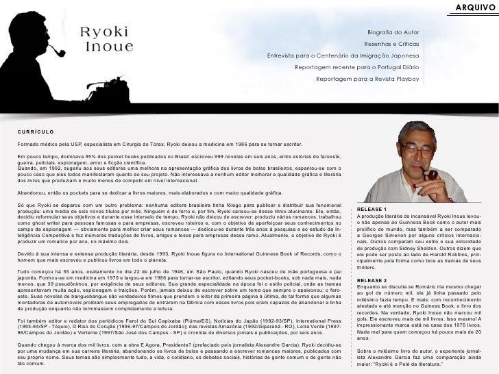Ryoki Inoue Profile