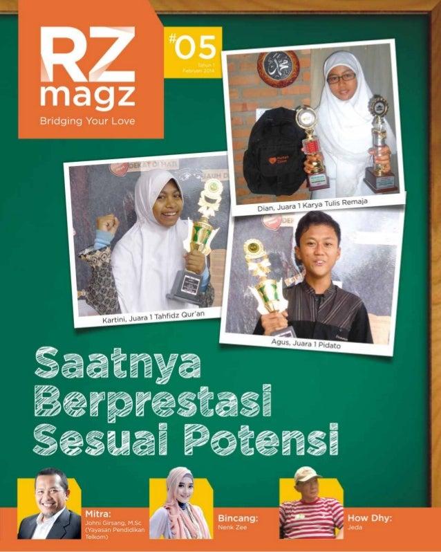 RZ Magz  Edisi Februari 2014