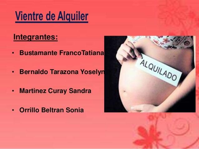Integrantes: • Bustamante FrancoTatiana • Bernaldo Tarazona Yoselyn • Martinez Curay Sandra • Orrillo Beltran Sonia