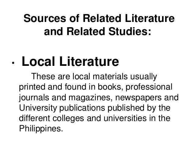 local literature 2 essay Volume ii: essays and poetry xii+252 pages  show how local literature engaged  with.