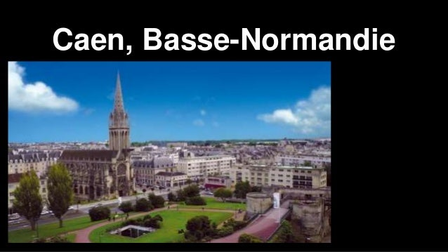 Caen, Basse-Normandie Sandra Palacios