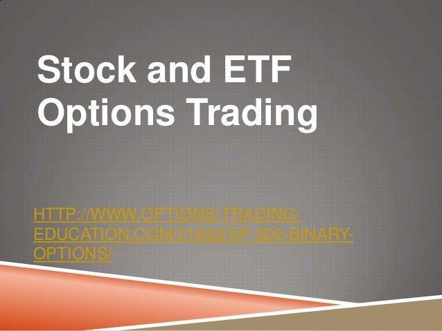 Options trading forum