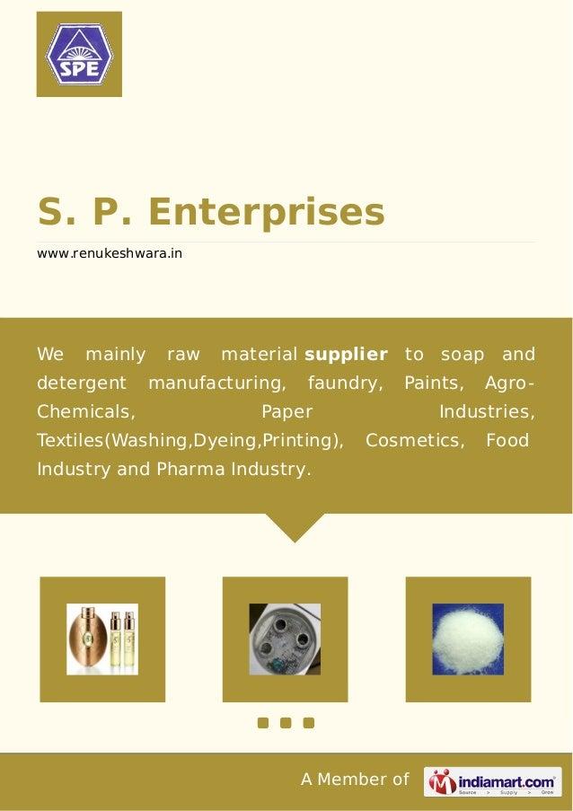 S. P. Enterprises