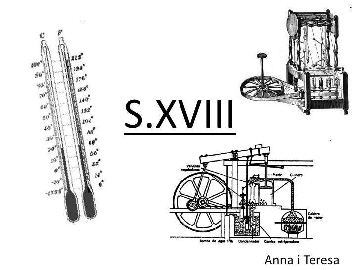 S.XVIII             Anna i Teresa