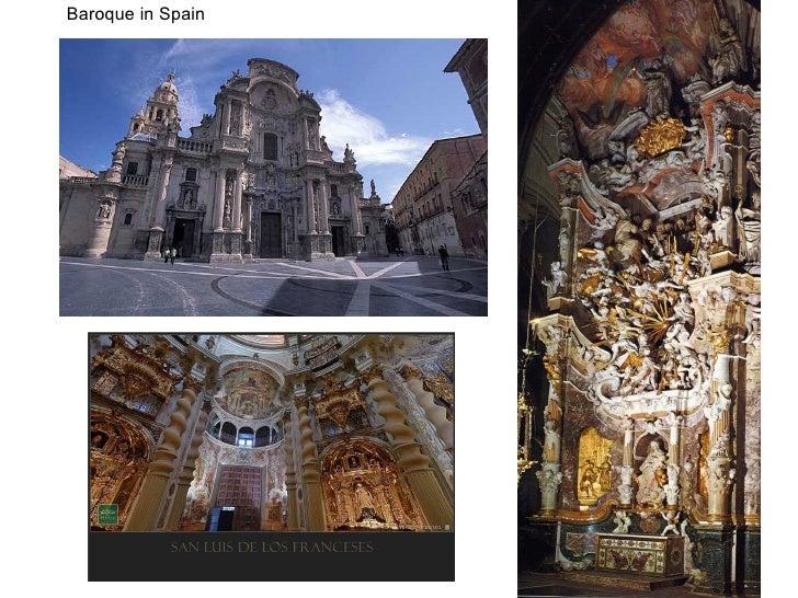 Baroque in Spain