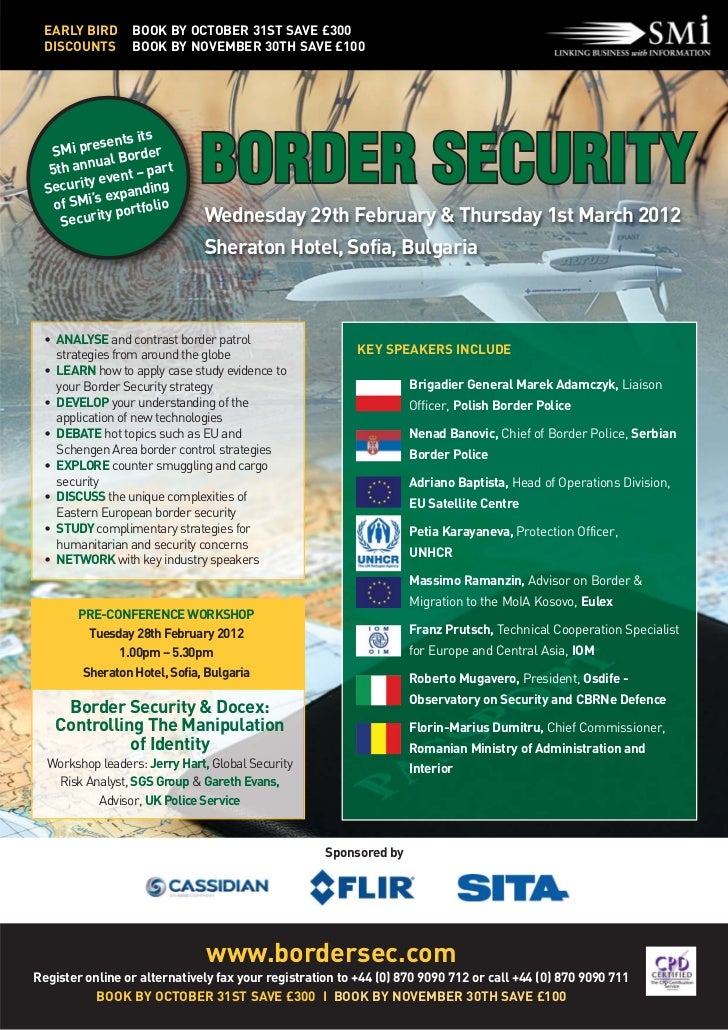 S 004 Border Security